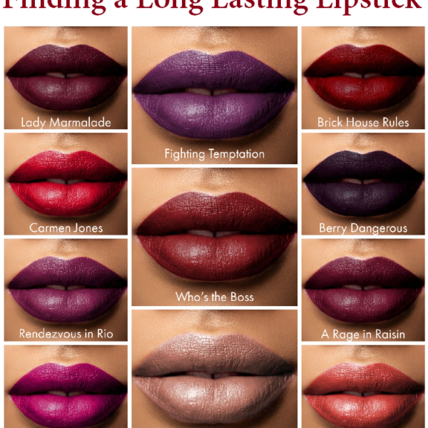 finding a long lasting lipstick