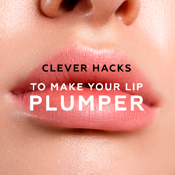 clever hacks to make your lip plumer