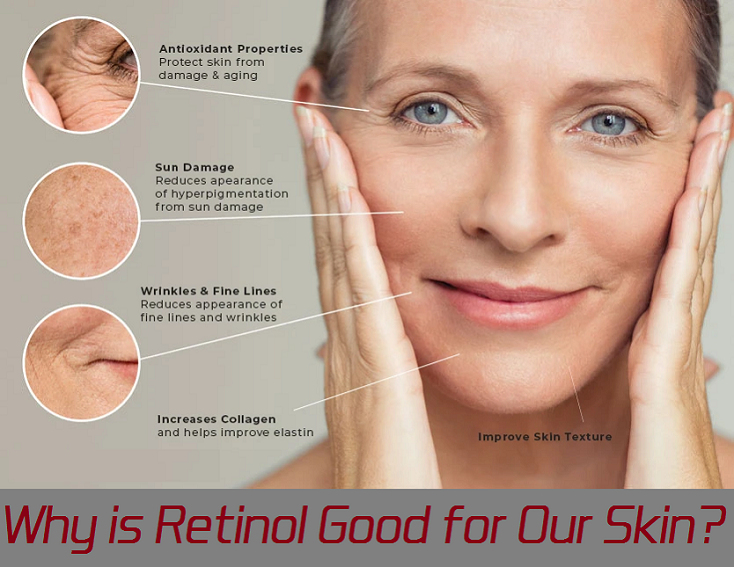 why is retinol good for our skin